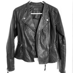 Faux leather BlankNYC jacket